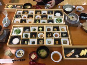 28種のお膳(朝食)