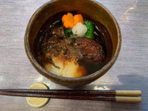 博多雑煮と米子雑煮の融合
